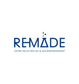 Logo Remade, partenaires HR Performances
